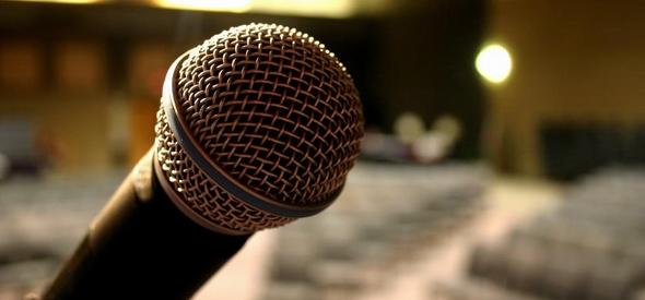 Как перестать бояться микрофона
