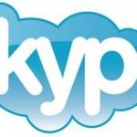 Подарок от Skype на новый год