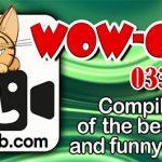 Смешные моменты и видео приколы. Подборка WOW-club 0332